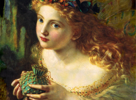 Butterfly Love and Victorians