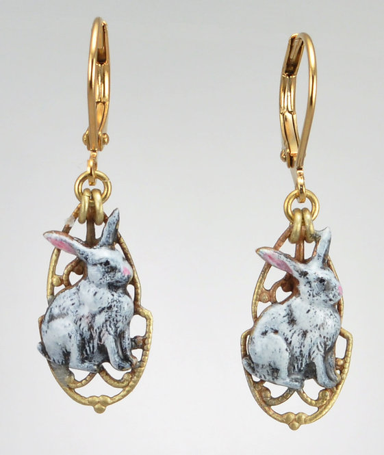 Wholesale: Bunny Earrings