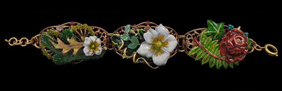 Winter Garden Bracelet