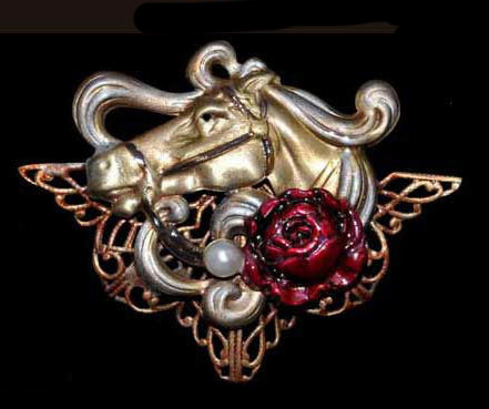 The Gallop Collection: Pin