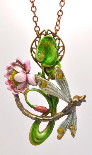 Lily Pond Necklace.jpg