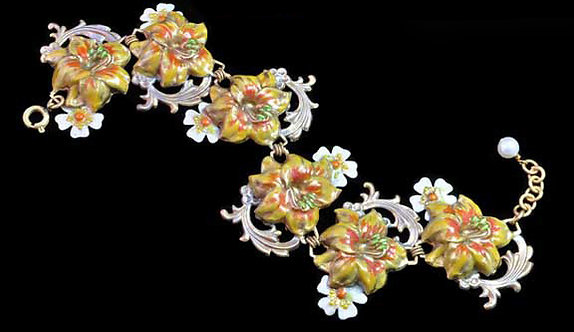 The Day Lily Collection: Bracelet