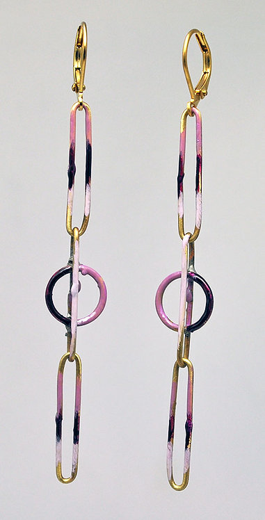 Synchronicity Earrings Lupin