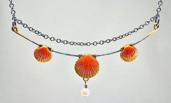 Mermaid's Garden Necklace