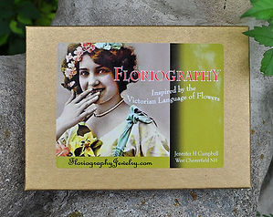 floriography cards