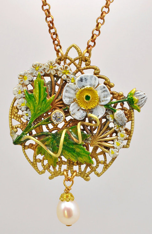 Faerie Bride Necklace
