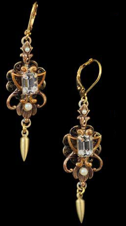 Assorted Pieces: Ella Earrings