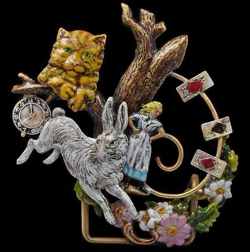 Wonderland Table Top Ornament