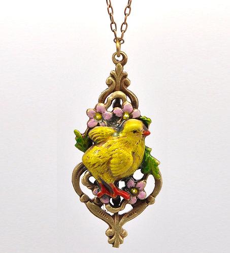 Chicklet Necklace