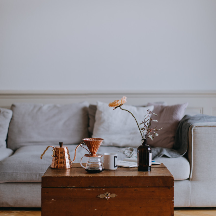 Hygge at home - Vintage decor
