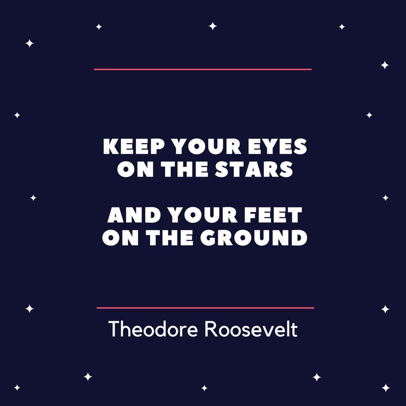 Motivational Quote by Theodore Roosevelt