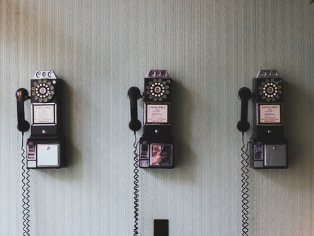 My first take on communication: 5 things you need to know