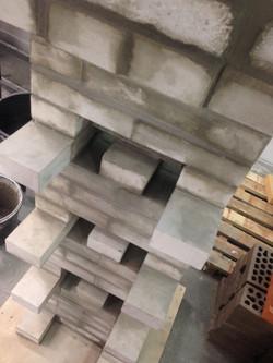 Brick column 1