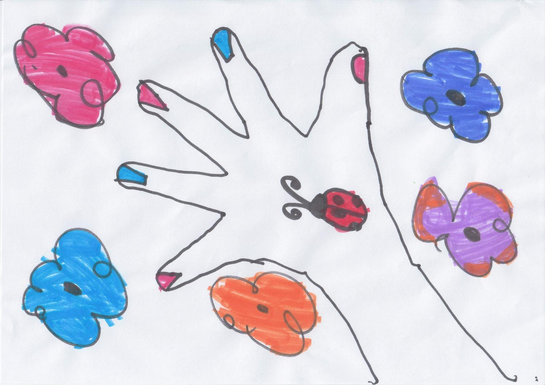 Рисунок маленького пациента