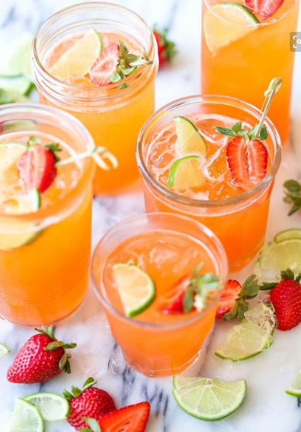Brunch beverage Cocktail Mimosa