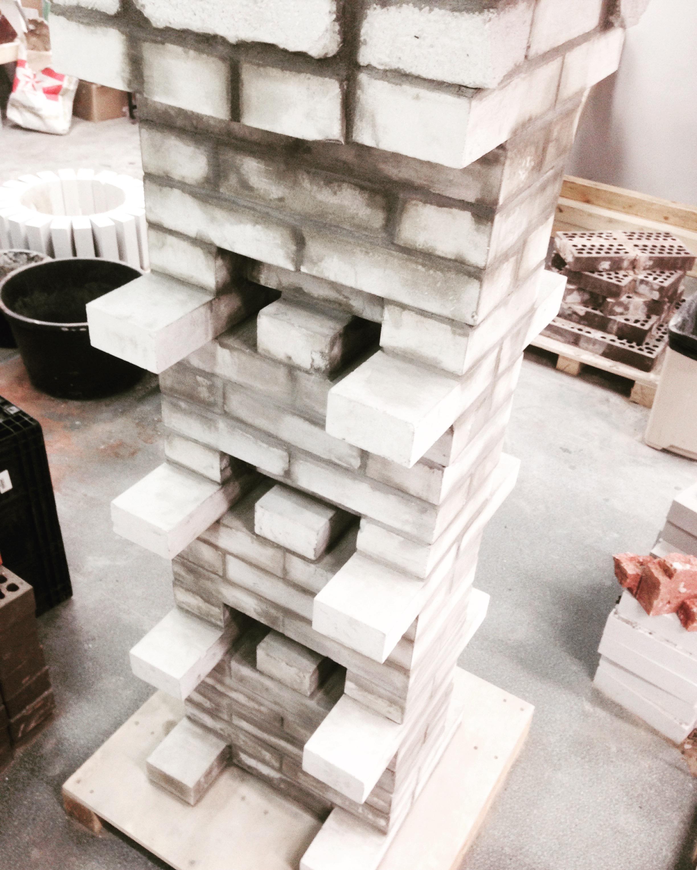 Brick column 2