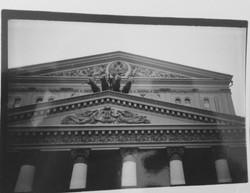 Film camera, Bolshoi Theatre