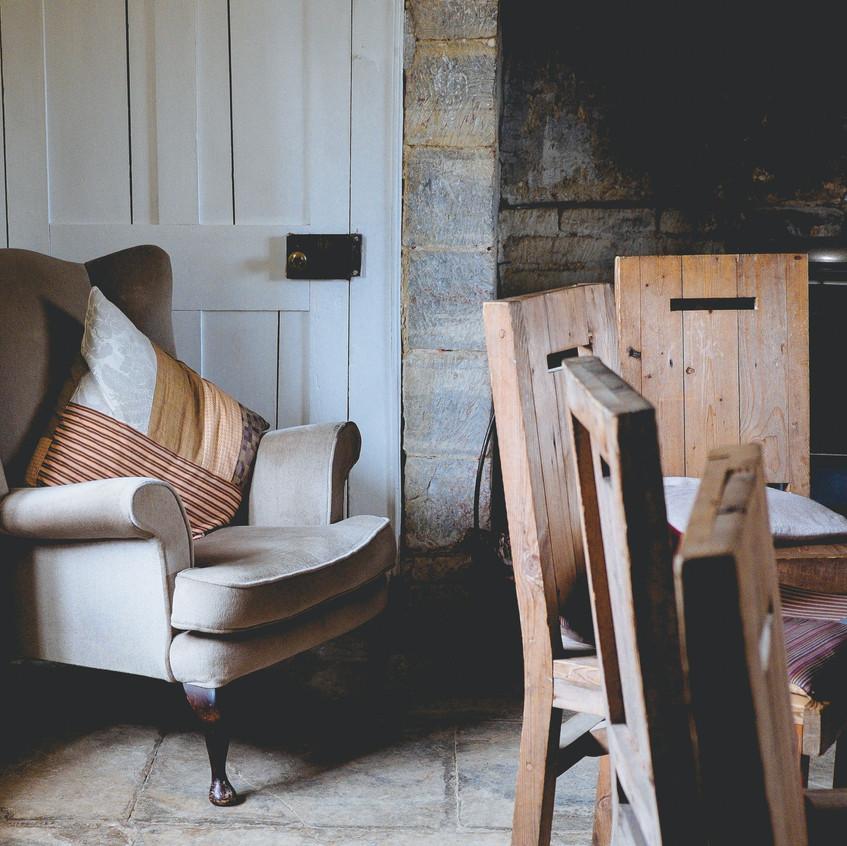 Hygge at home - Tactile interior