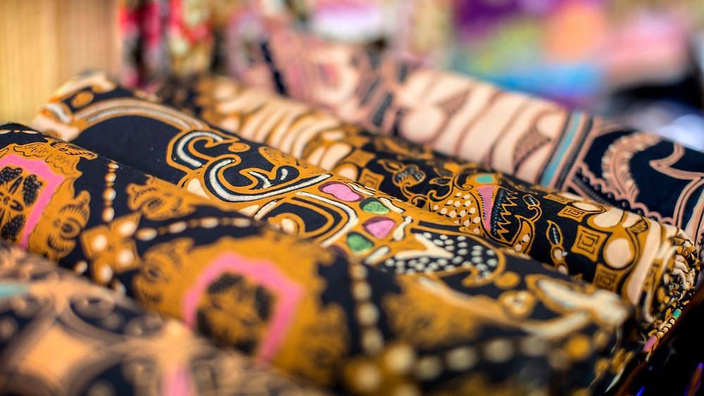 inspirasi motif batik