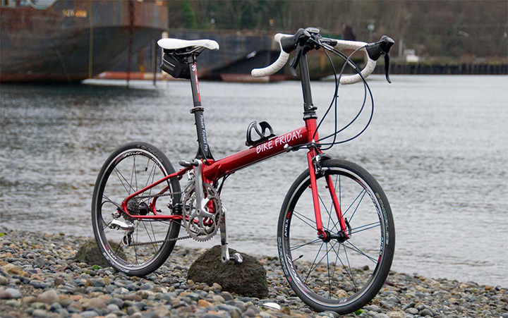 Folding-Bicycle