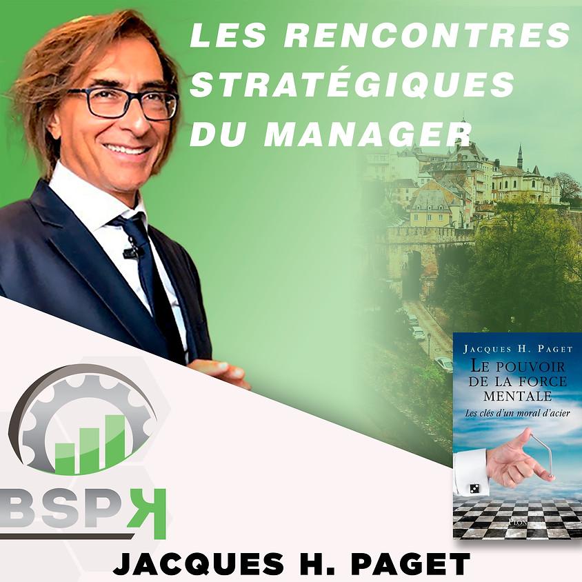 « Les CEO ont les clés d'un moral d'acier » avec Jacques H. PAGET