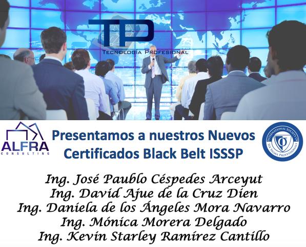 Nuevos Certificados ISSSP
