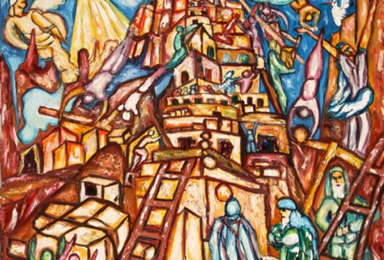 The tower babel
