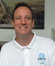 WRGE Program Director Hans Jeff Borger