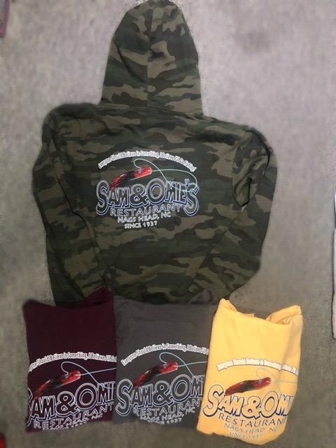 Marlin Hooded Sweatshirt