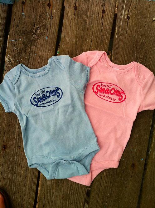 Baby Sam & Omies Onesie