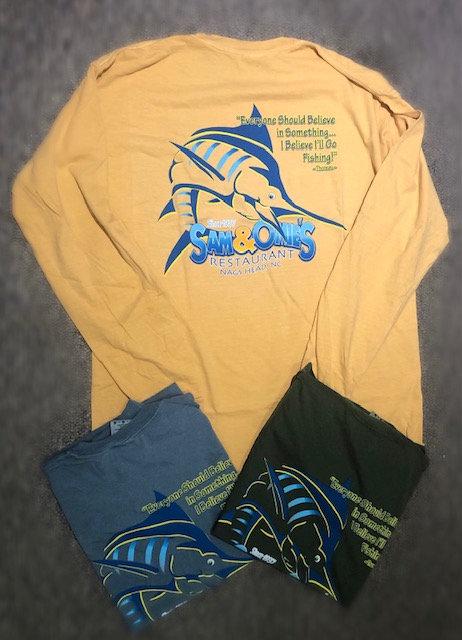 Long-sleeve Marlin Shirt