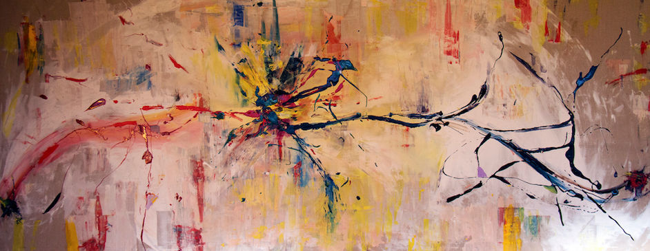 Homage to Pollock