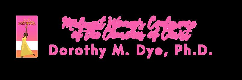 0 Web Header Dorothy M. Dye, Ph.D..png