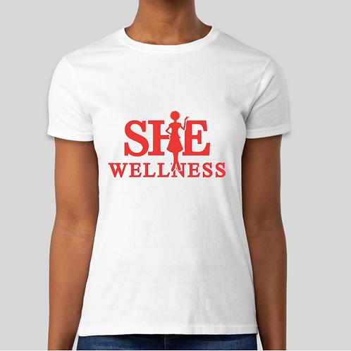 SHE Wellness T-shirt