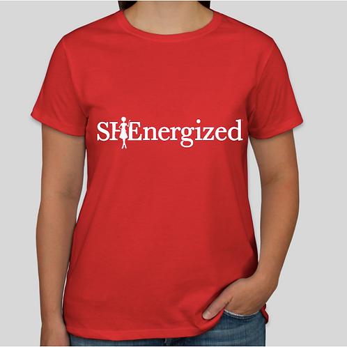 SHEnergized T-Shirt