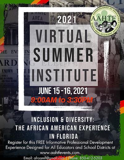 5.19.21 Final AAHTF Summer Institute 202