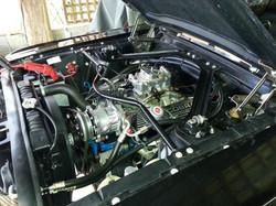 mise au point V8 289 Ford