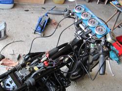 Synchro carbus Yamaha 750 XS