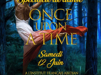 SAM 12 JUIN 2021 SPECTACLE DE DANSE DE L'ARTKOYA