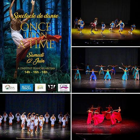 Spectacle de danse Artkoya Samedi 12 Juin