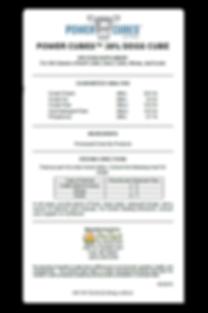 COLOR F0006 3.4 28.8 PowerCubes Bulk (DD