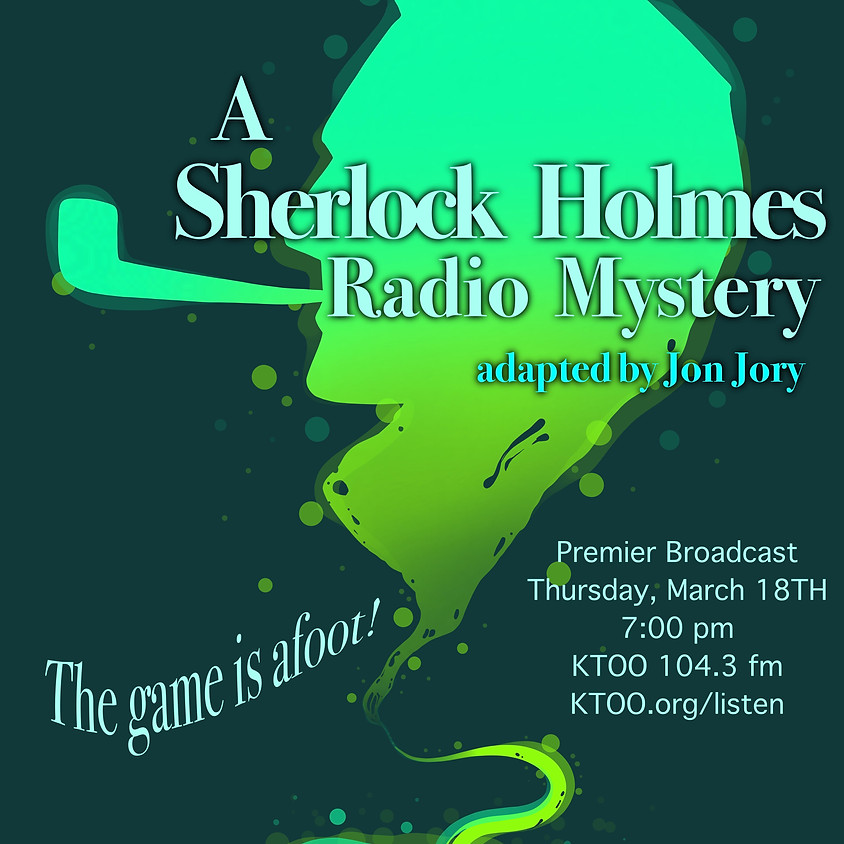A Sherlock Holmes Radio Mystery
