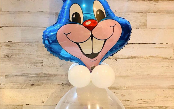 PoppablesbyVee Easter Balloon