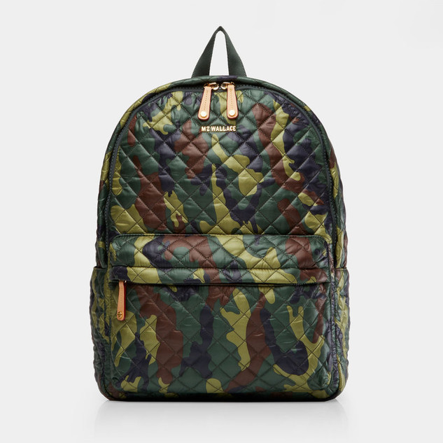 Camo backpack $245