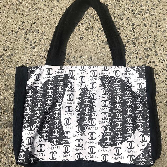 Chanel beach bag $199 (sale price)