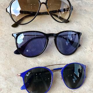 RayBan sunglasses $128-$178