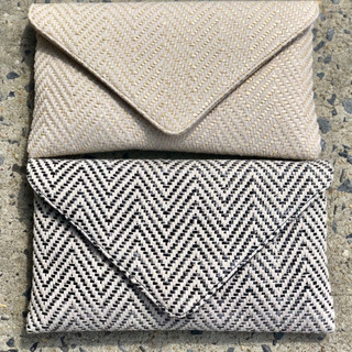 Straw clutches $60 each