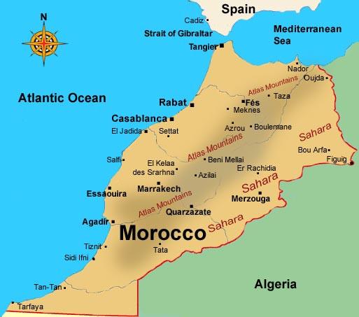 Morocco Love