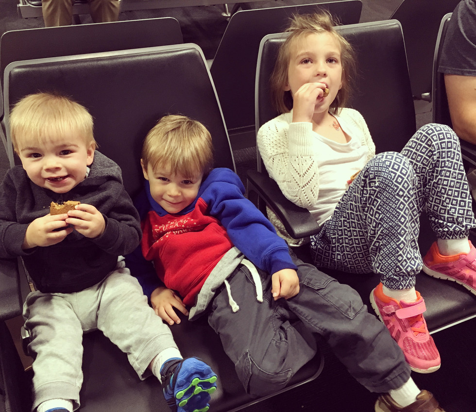 5 Tips for Traveling With Children