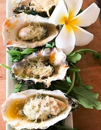 Grassy Bar Oysters - Dozen
